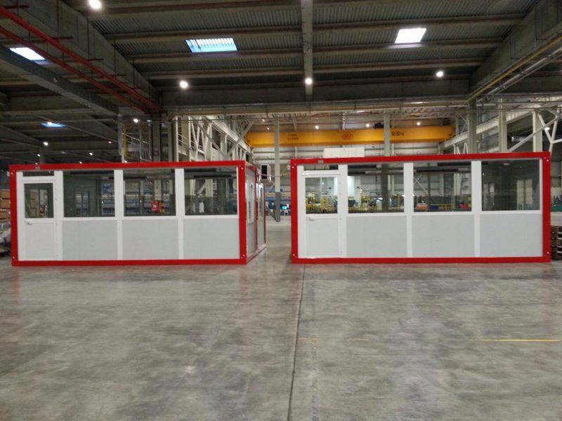 modulos prefabricados modulos acristalados