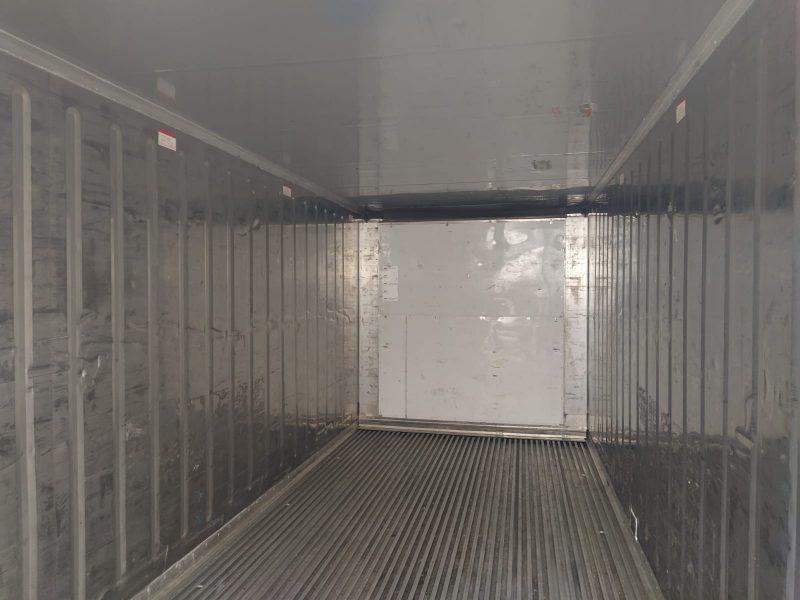 contenedor frigorifico interior modulos orly zaragoza